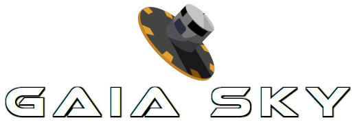 Gaia Sky logo